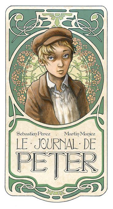 Cartouche Peter Pan