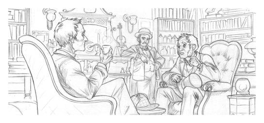bureau Sherlock