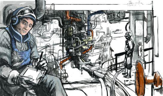 ville usine