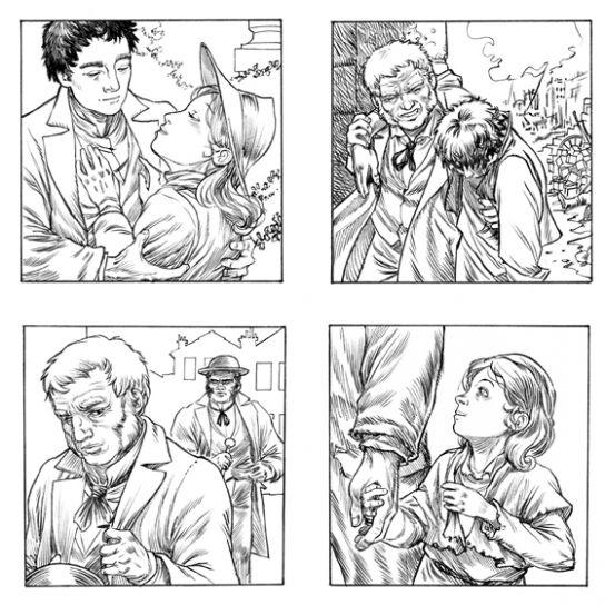 Vignettes Les Misérables