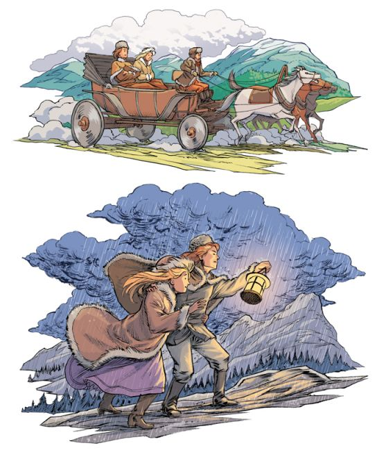 Jules Verne. Michel Strogoff