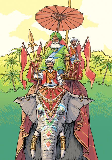 Sindbad Elephant